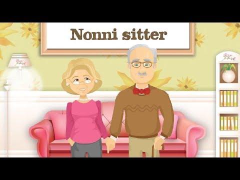 La festa dei Nonni - Nonni sitter - canzoni per bambini