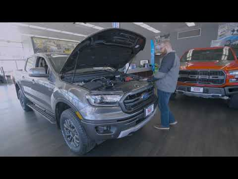 2019 Ford Ranger at Rock River Ford in Rockford, IL