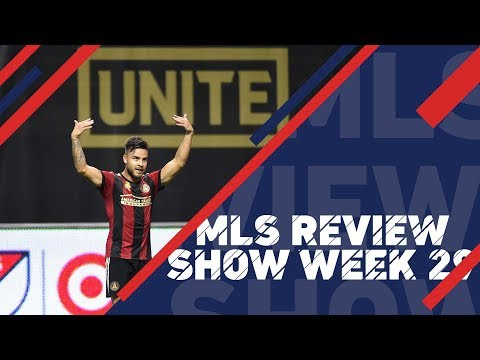 Atlanta continues to dominate in their new home | MLS Review Show, Week 29