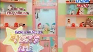S.H.E - Long Live Adorableness [ Legendado - Ex United ] Mp3