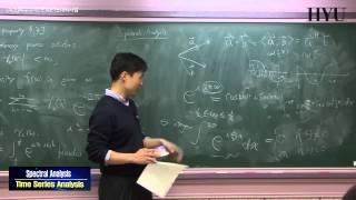 시계열분석 11강 Spectral Analysis