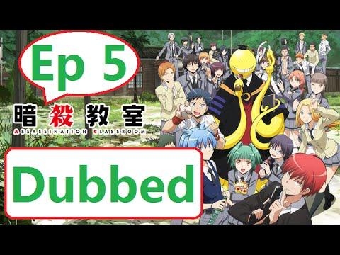 Ansatsu Kyoushitsu 2nd Season Ep 5 English Dubbed