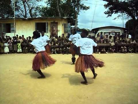 danzas de Camerún 1