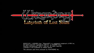 Wizardry: Labyrinth of Lost Souls (Gameplay)