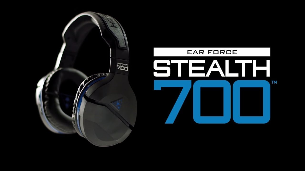 Stealth 700 Gaming Headset for PlayStation® 4