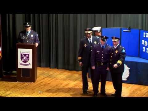 St. Louis Metropolitan Police Department Badge Ceremony - 08/28/2014