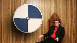 The Viking Shield (Skjoldr)