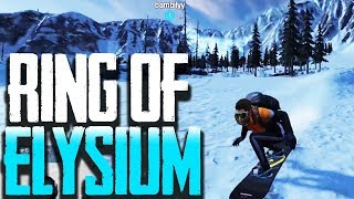 NEW BATTLE ROYALE GAME BY TENCENT GAMES - RING OF ELYSIUM