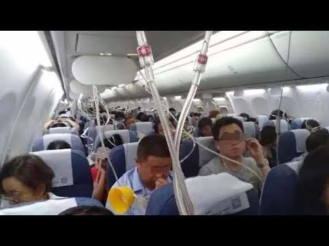 'Vaping' pilot causes Air China plane to plunge 7,000m