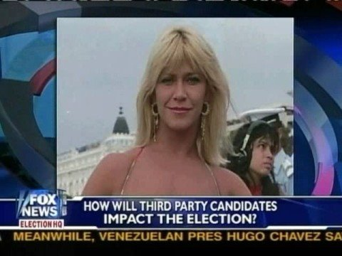 Fox News on Third Party Presidential Candidates