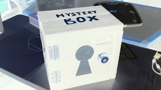 Mystery Box Unboxing with Billy-Bob