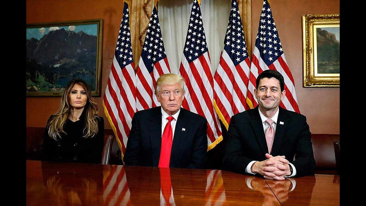 Your President, First Lady, and Paul Ryan are Paid TV Actors NOT Real Politics | 100% Concrete Proof