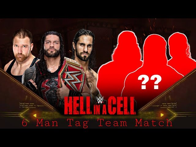The Shield WWE Hell In A Cell 2018 Match | The Shield Reunion 2018 | Shield Opponent 2018