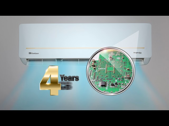 Dawlance Inverter Ac | 4 Years PCB Card Warranty