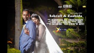 Ashraff + Zaahida | Muslim Wedding | 24.10.2020 | Coastland on the Ridge