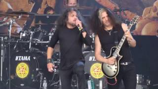 Metal Allegiance - Pledge of Allegiance - Bloodstock 2016