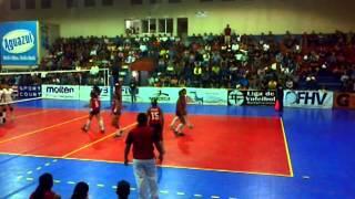 Torneo - Partido de Voleibol Panamá  Sub-20, SRC 2013