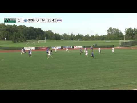 HU Men's Soccer vs. Ohio Christian University (OH)