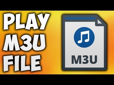 How To Open & Play M3U File Online - Best IPTV M3U Player [BEGINNER'S TUTORIAL]
