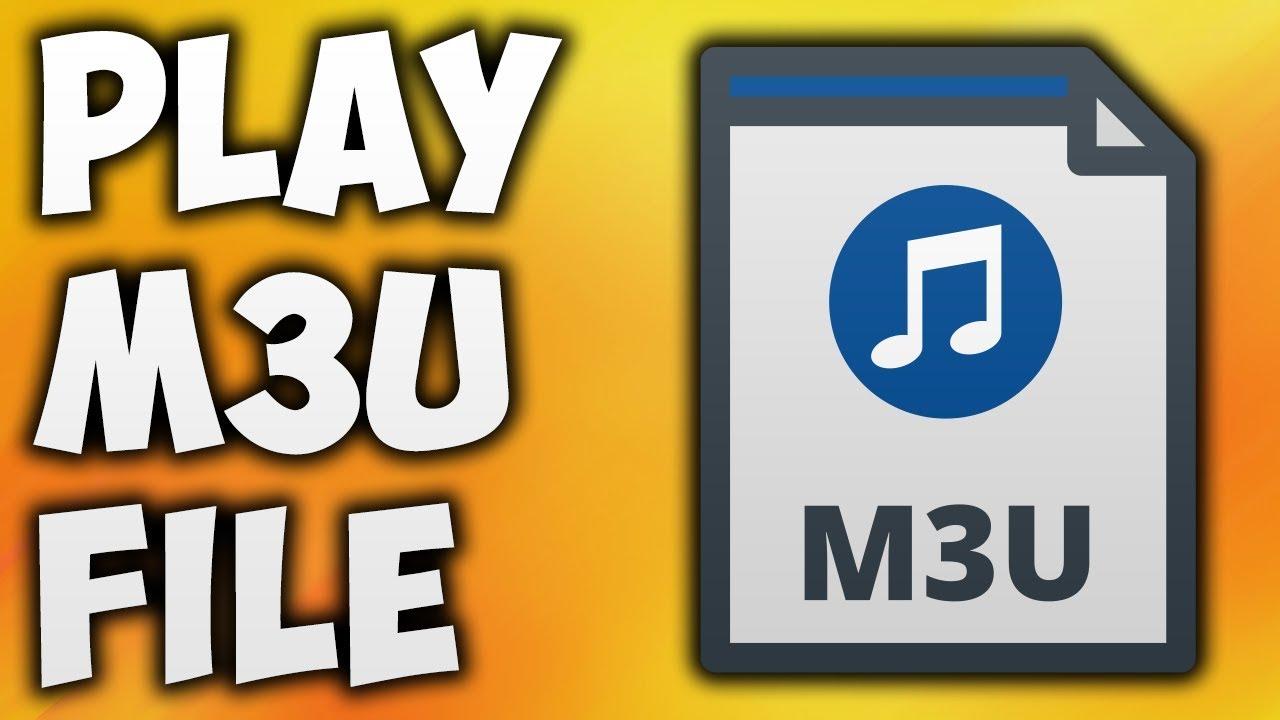 How To Open & Play M3U File Online - Best IPTV M3U Player [BEGINNER'S  TUTORIAL]