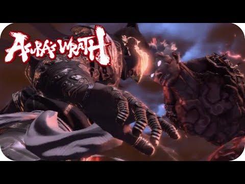 Asura's Wrath - VS Yasha 1st Battle [S-Rank]