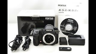 Recommended Digital camera collection PENTAX K-5 IIs 16.3MP Digital SLR Camera Black