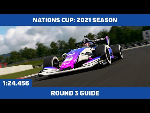 Gran Turismo Sport - Nations Cup Guide 2021 Season Round 3: Barcelona-Catalunya GP: Super Formula