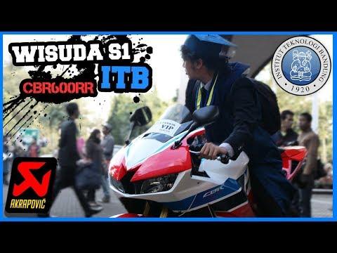 CBR600RR | WISUDA S1 ITB | July, 30 2016