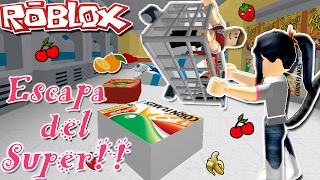 ESCAPE THE SUPERMARKET!! ESCAPE THE SUPERMARKET OBBY // Suliin18yt roblox