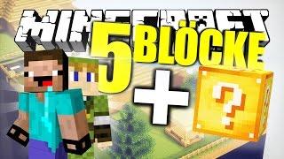 Minecraft LUCKY BLOCKS SPECIAL - 5 BLÖCKE PRO TOD