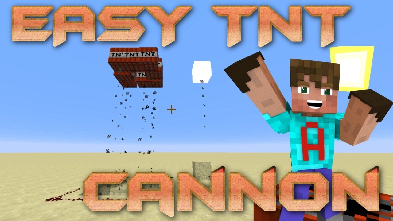 how to make tnt in minecraft survival