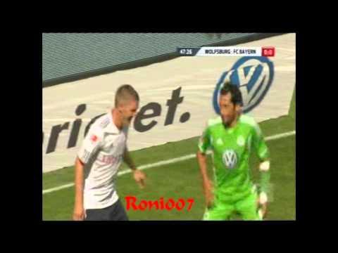 """Hasan Salihamidzic vs. Bastian """"Let's Dance"""" Schweinsteiger Wolfsburg vs. Bayern"""