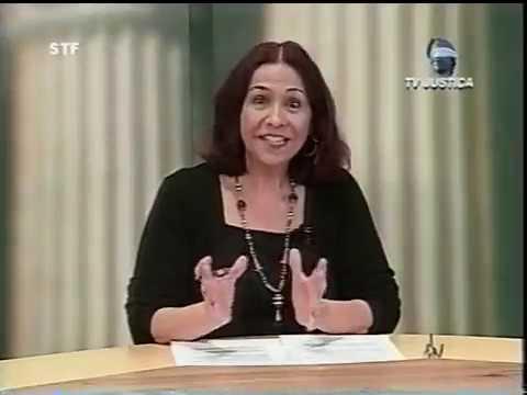 Programa FORUM - TV JUSTIÇA - Supremo Tribunal Federal - Pirataria 1 parte