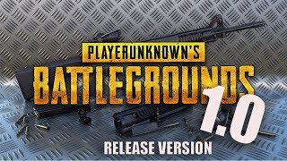 PUBG 1.0 RELEASE VERSION AGAINST EARLY ACCESS, COMPARISON OF OPTIMIZATION.