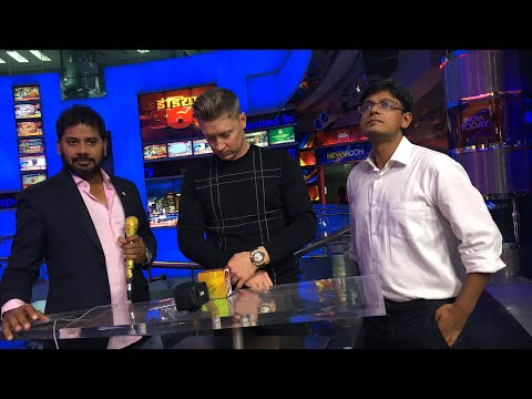 Australian legend Michael Clarke on Upcoming India vs Australia | Sports Tak