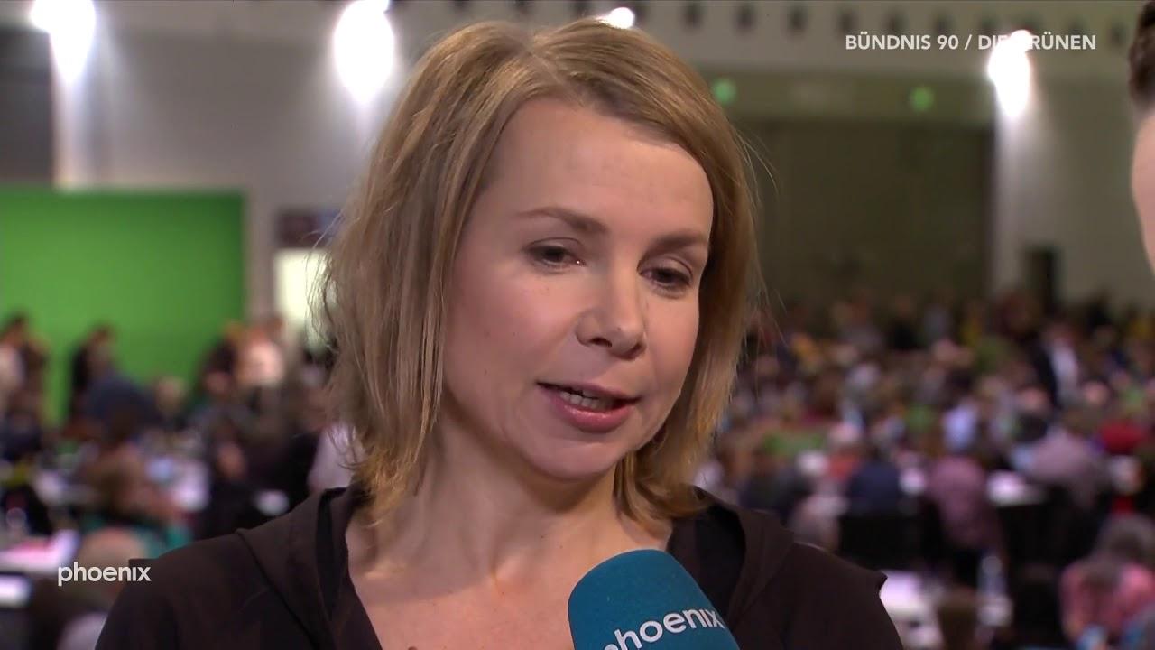 Parteitag Grune Talk Mit Helene Bubrowski Faz Und Ulrich Schulte Taz Youtube