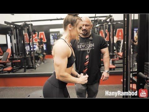 FST-7 Arm Annihilation with Hany Rambod & Lauren Findley
