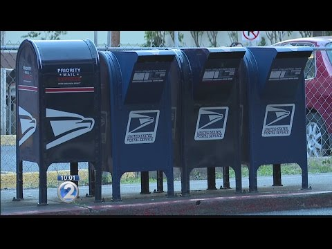 U.S. Post Office Boosts Security After Mail Thefts