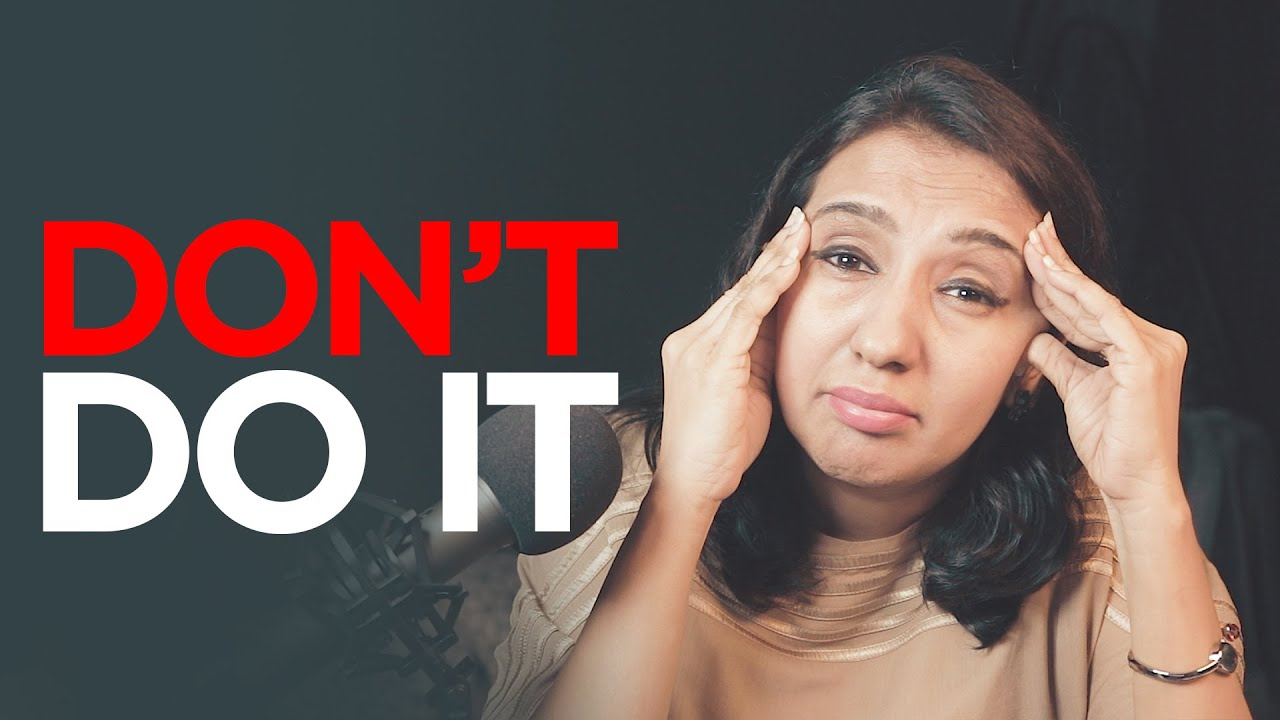 Don't Do it - اردو / हिंदी