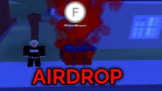 AIRDROP UPDATE! | The Purge | ROBLOX