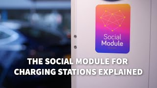 The Social Module for charging stations explained by ElaadNL