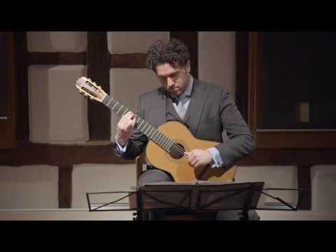 Butterfly by Georges Raillard played by David William Ross