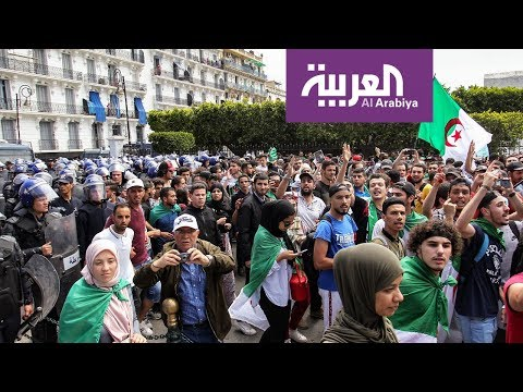 الجزائر.. اقتحام مكتب رئيس البرلمان  - نشر قبل 10 دقيقة
