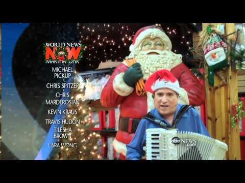 Christmas 2011 Polka