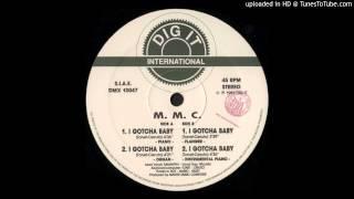 M.M.C.-- I Gotcha Baby (Instrumental Piano)