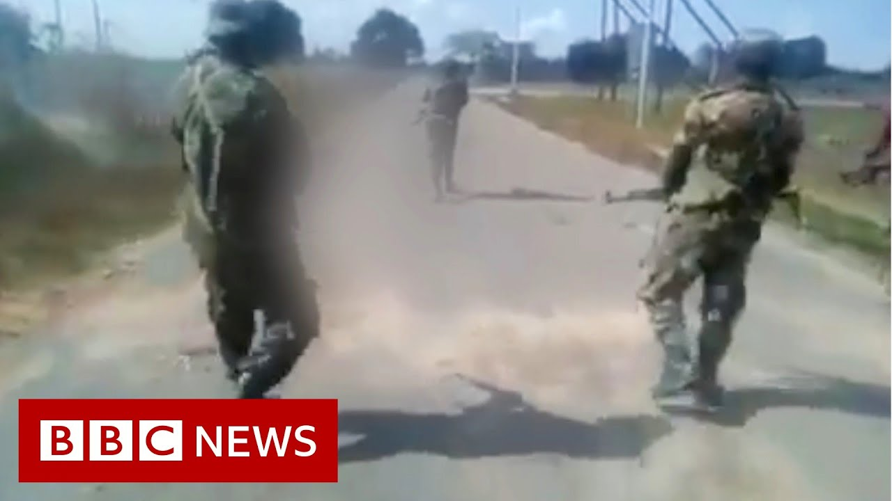 Download Mozambique: Why did these men shoot a naked woman dead? - BBC News