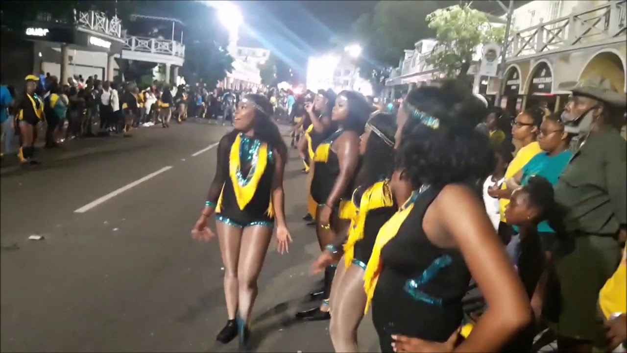 Independence junkanoo 2019 (One Family )