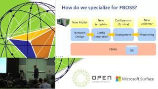 Experiences in Operating a Mixed OCP Non OCP Data Center Network