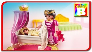 Playmobil Princess 5146. Camera prințesei la New Disney Princess Anabella Show. Bogdan`s Show.