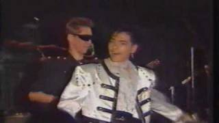 "Japanese Funk Band ""MEN-SOUL"" 12.09.1987 @ SHIBUYA EGG MAN MEN-SOUL..."